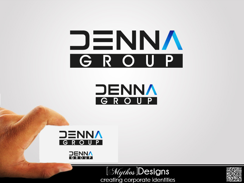 Logo Design by Mythos Designs - Entry No. 83 in the Logo Design Contest Denna Group Logo Design.