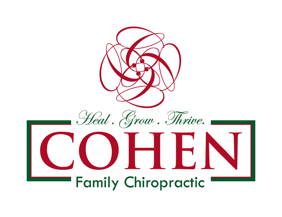Logo Design by ISaac Law - Entry No. 54 in the Logo Design Contest Unique Logo Design Wanted for Cohen Family Chiropractic.