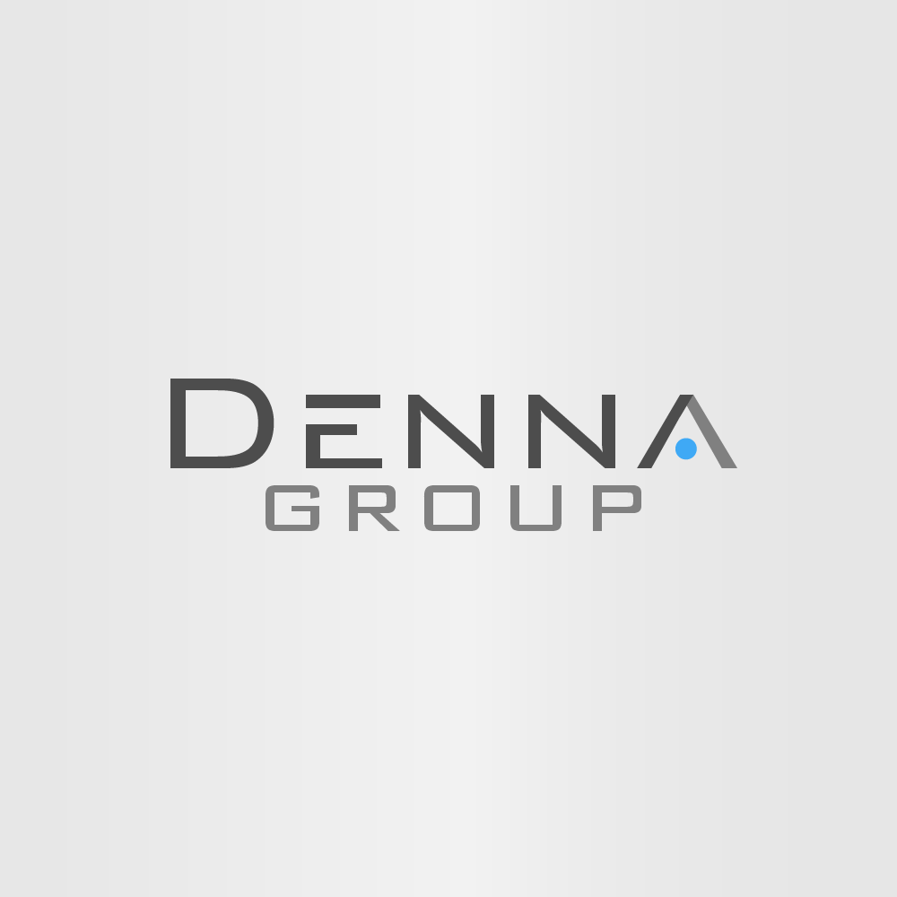 Logo Design by rockin - Entry No. 88 in the Logo Design Contest Denna Group Logo Design.