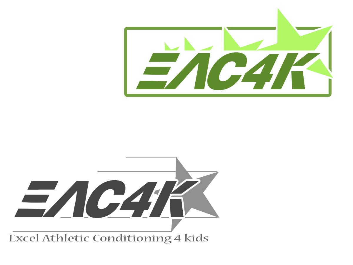 Logo Design by Private User - Entry No. 51 in the Logo Design Contest Artistic Logo Design for Excel Athletic Conditioning 4 kids.