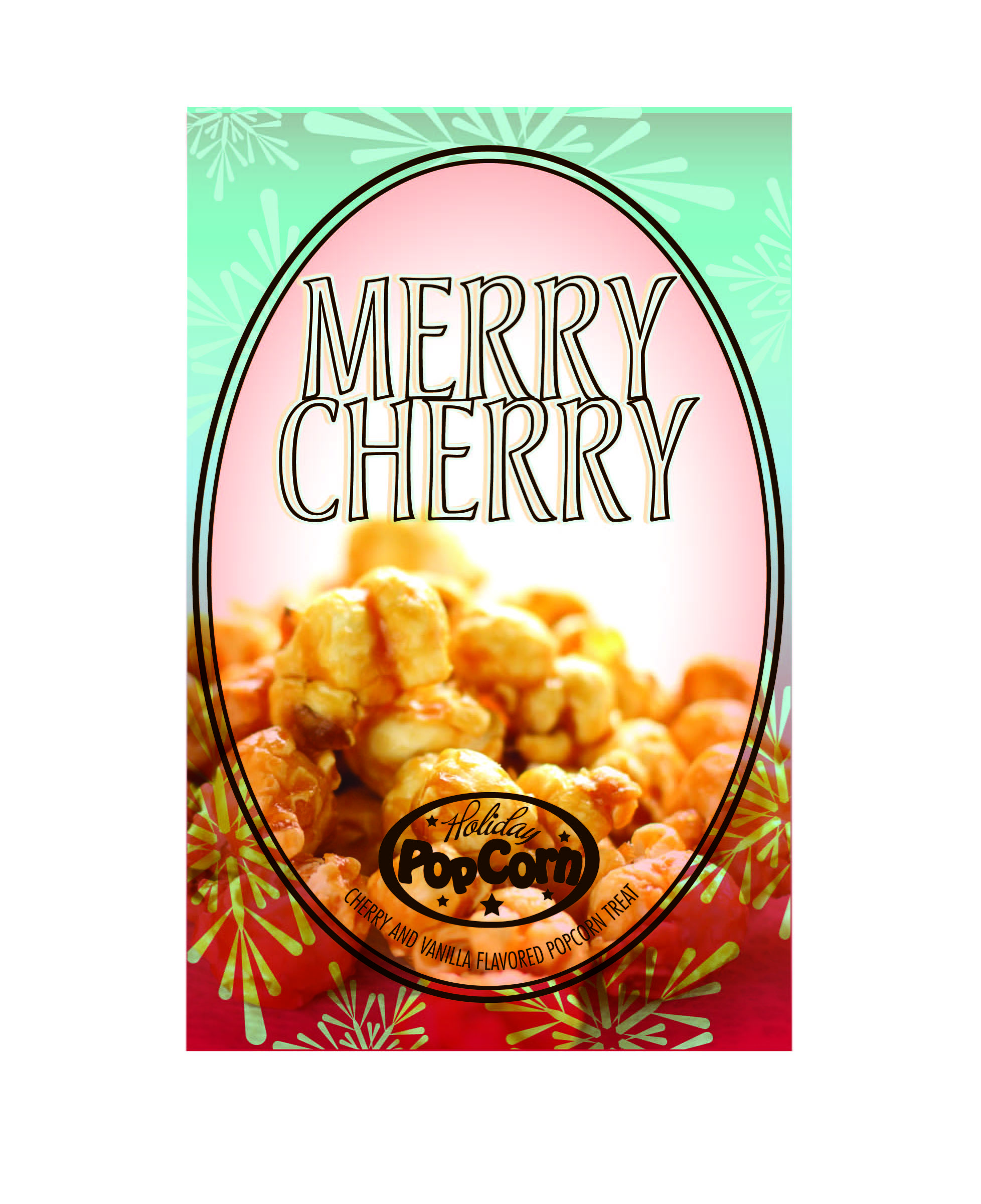 Packaging Design by StayC_ - Entry No. 10 in the Packaging Design Contest Imaginative Packaging Design for Holiday Popcorn.