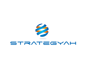 Logo Design by Rudy - Entry No. 4 in the Logo Design Contest Creative Logo Design for Strategyah.