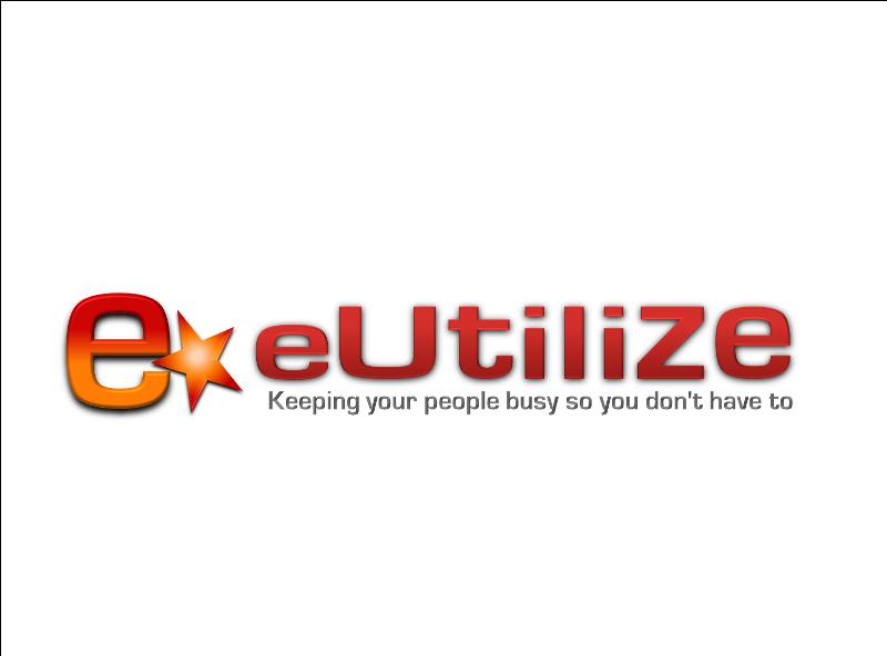 Logo Design by openartposter - Entry No. 8 in the Logo Design Contest eUtilize.