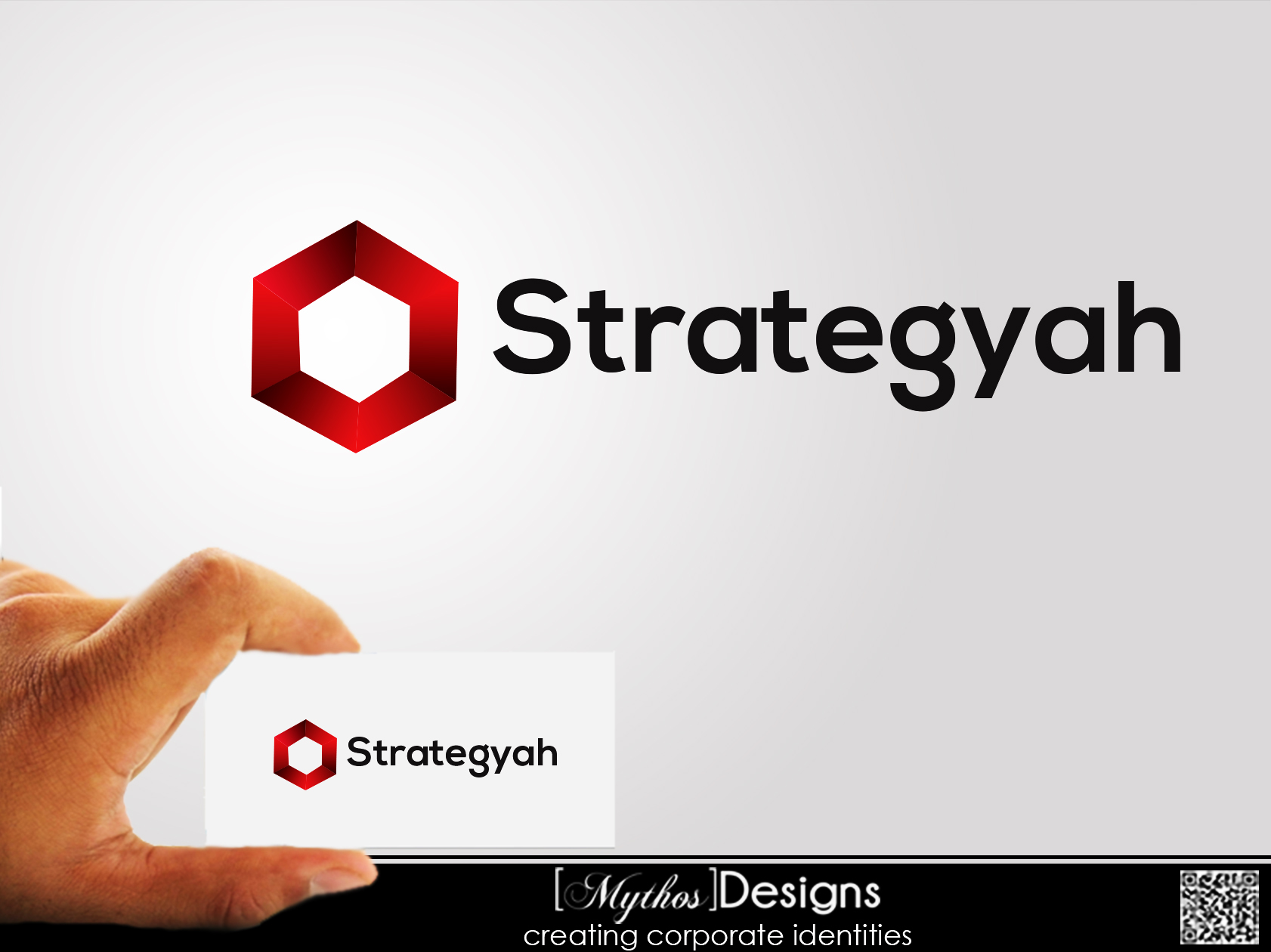 Logo Design by Mythos Designs - Entry No. 6 in the Logo Design Contest Creative Logo Design for Strategyah.