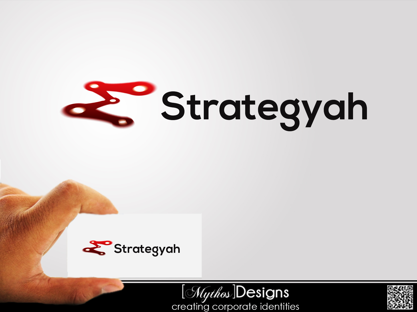 Logo Design by Mythos Designs - Entry No. 8 in the Logo Design Contest Creative Logo Design for Strategyah.