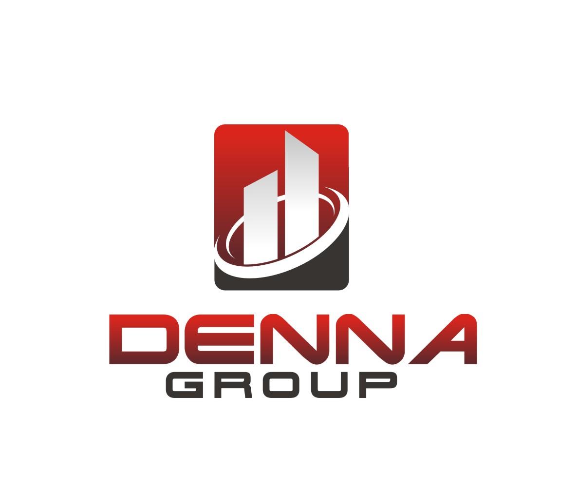 Logo Design by Reivan Ferdinan - Entry No. 101 in the Logo Design Contest Denna Group Logo Design.