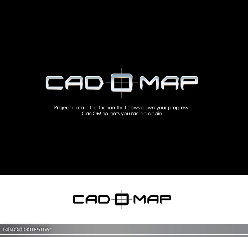 Logo Design by kowreck - Entry No. 1 in the Logo Design Contest Captivating Logo Design for CadOMap software product.