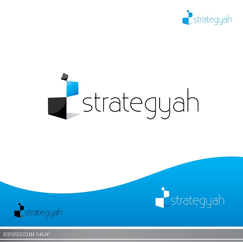 Logo Design by kowreck - Entry No. 17 in the Logo Design Contest Creative Logo Design for Strategyah.