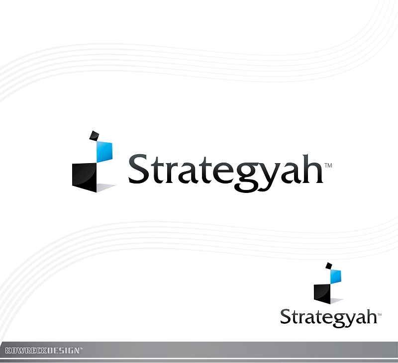 Logo Design by kowreck - Entry No. 18 in the Logo Design Contest Creative Logo Design for Strategyah.
