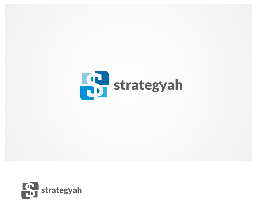 Logo Design by Joe Teach - Entry No. 24 in the Logo Design Contest Creative Logo Design for Strategyah.