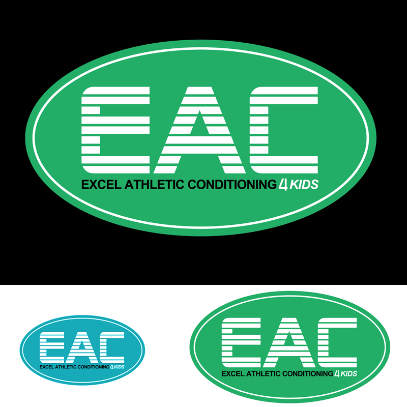 Logo Design by Private User - Entry No. 59 in the Logo Design Contest Artistic Logo Design for Excel Athletic Conditioning 4 kids.