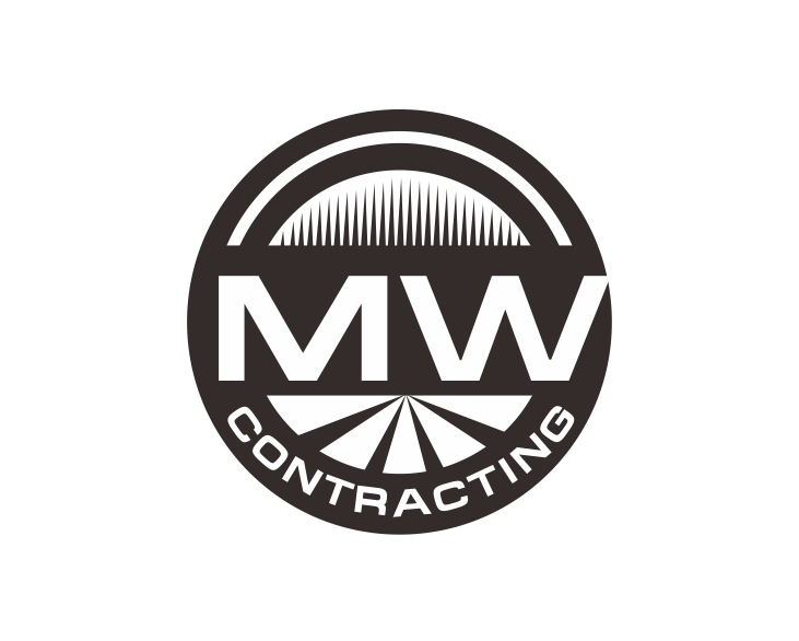 Logo Design by ronny - Entry No. 42 in the Logo Design Contest Unique Logo Design Wanted for MW Contracting.