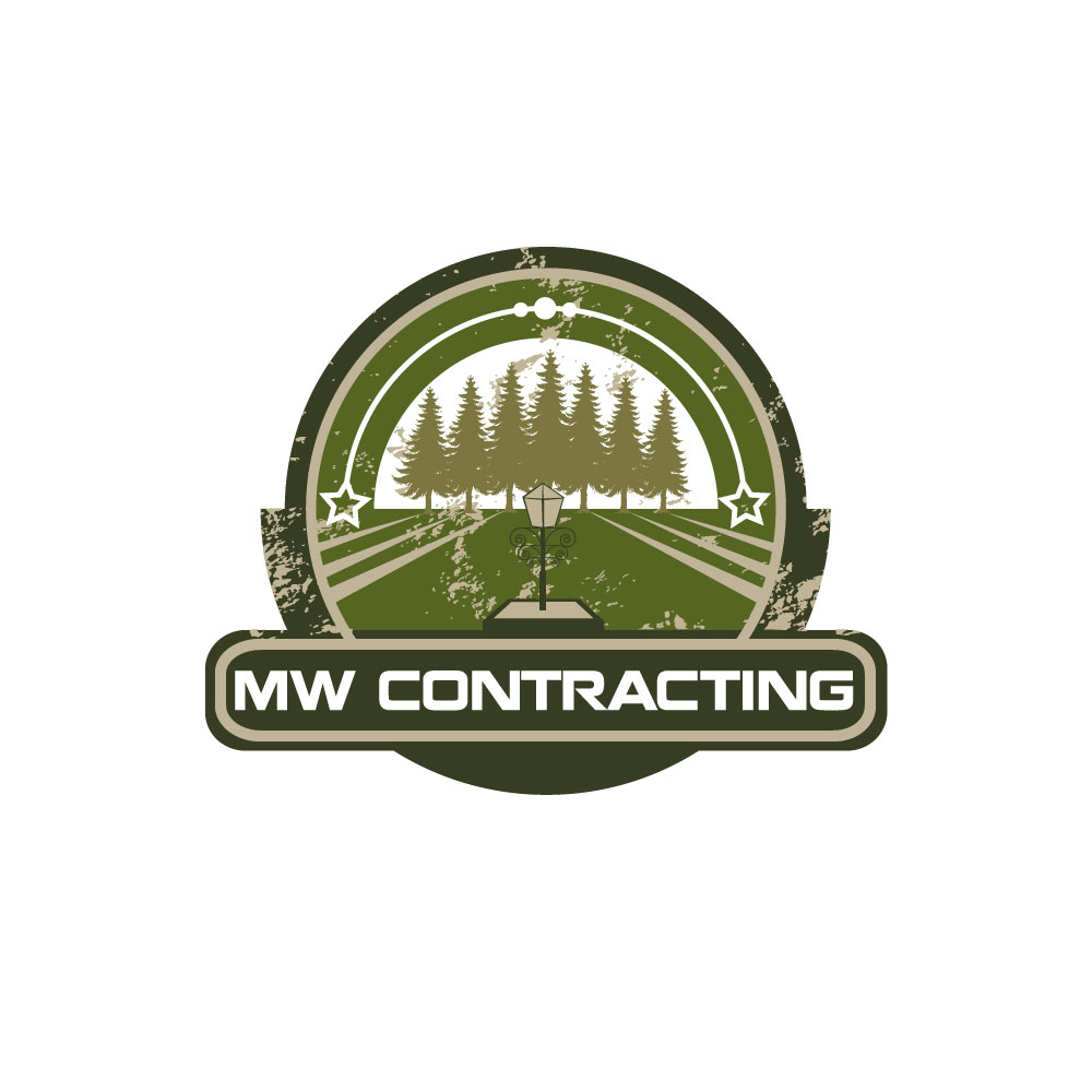 Logo Design by rockin - Entry No. 44 in the Logo Design Contest Unique Logo Design Wanted for MW Contracting.