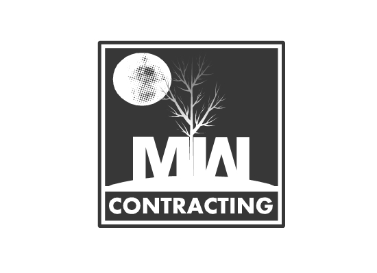 Logo Design by Ismail Adhi Wibowo - Entry No. 46 in the Logo Design Contest Unique Logo Design Wanted for MW Contracting.