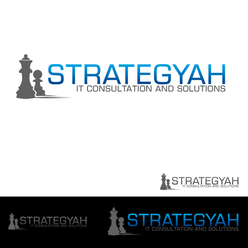 Logo Design by Private User - Entry No. 32 in the Logo Design Contest Creative Logo Design for Strategyah.