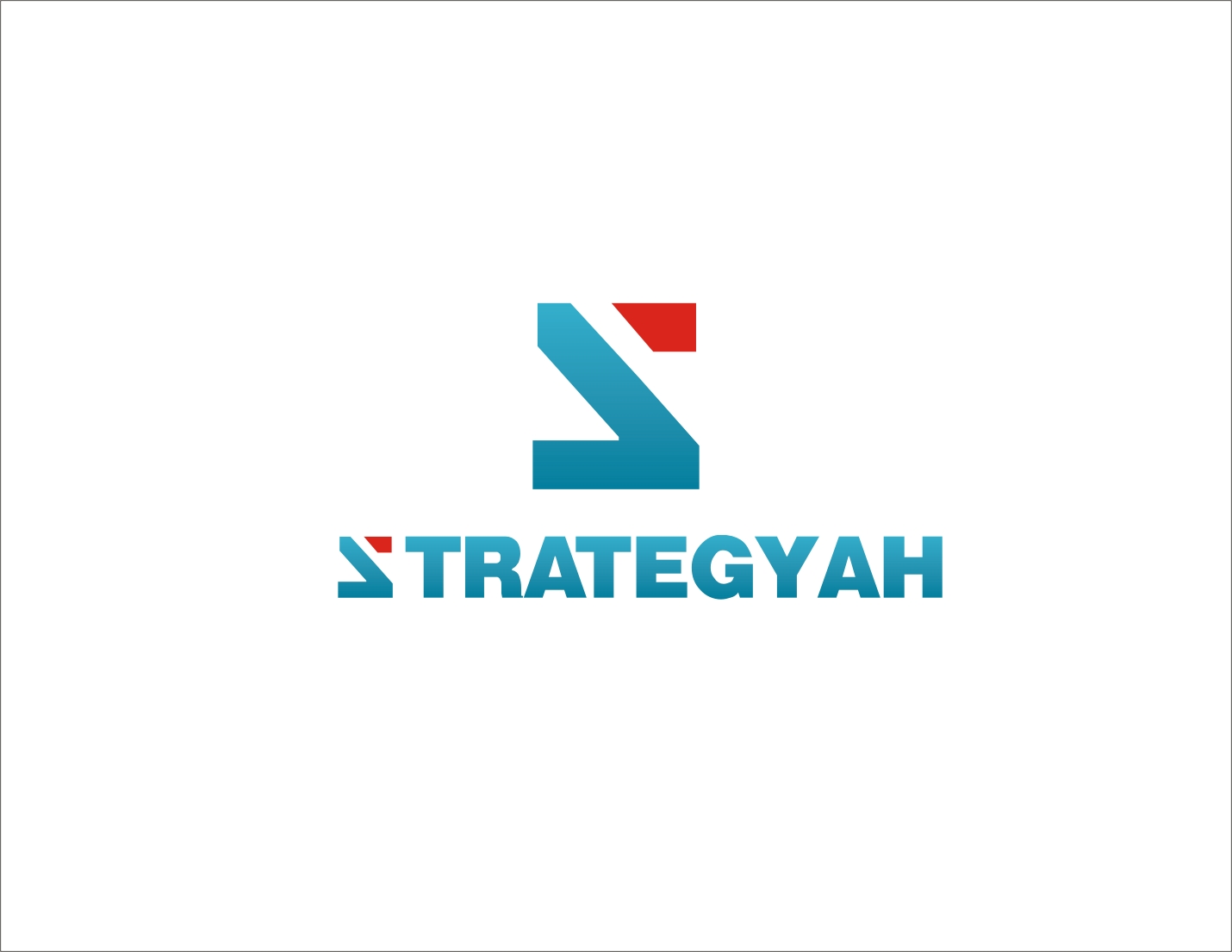 Logo Design by Private User - Entry No. 37 in the Logo Design Contest Creative Logo Design for Strategyah.