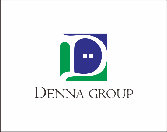 Logo Design by Armada Jamaluddin - Entry No. 108 in the Logo Design Contest Denna Group Logo Design.