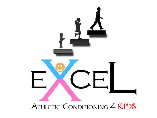 Logo Design by drunkman - Entry No. 70 in the Logo Design Contest Artistic Logo Design for Excel Athletic Conditioning 4 kids.
