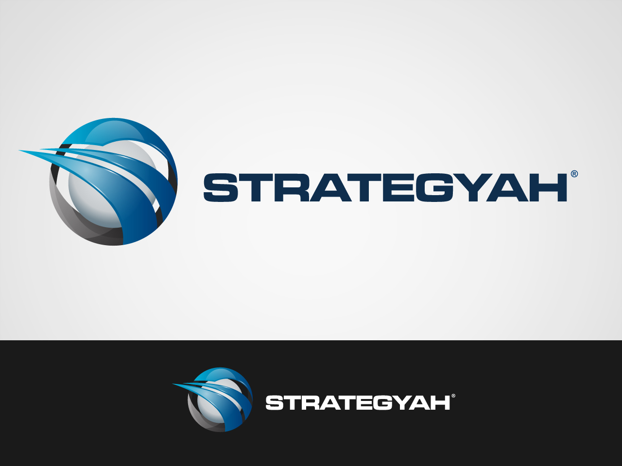 Logo Design by jpbituin - Entry No. 39 in the Logo Design Contest Creative Logo Design for Strategyah.