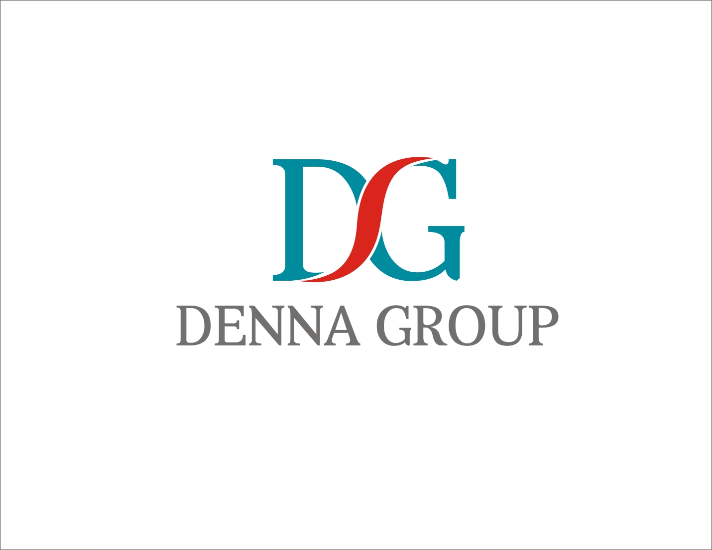 Logo Design by Private User - Entry No. 109 in the Logo Design Contest Denna Group Logo Design.