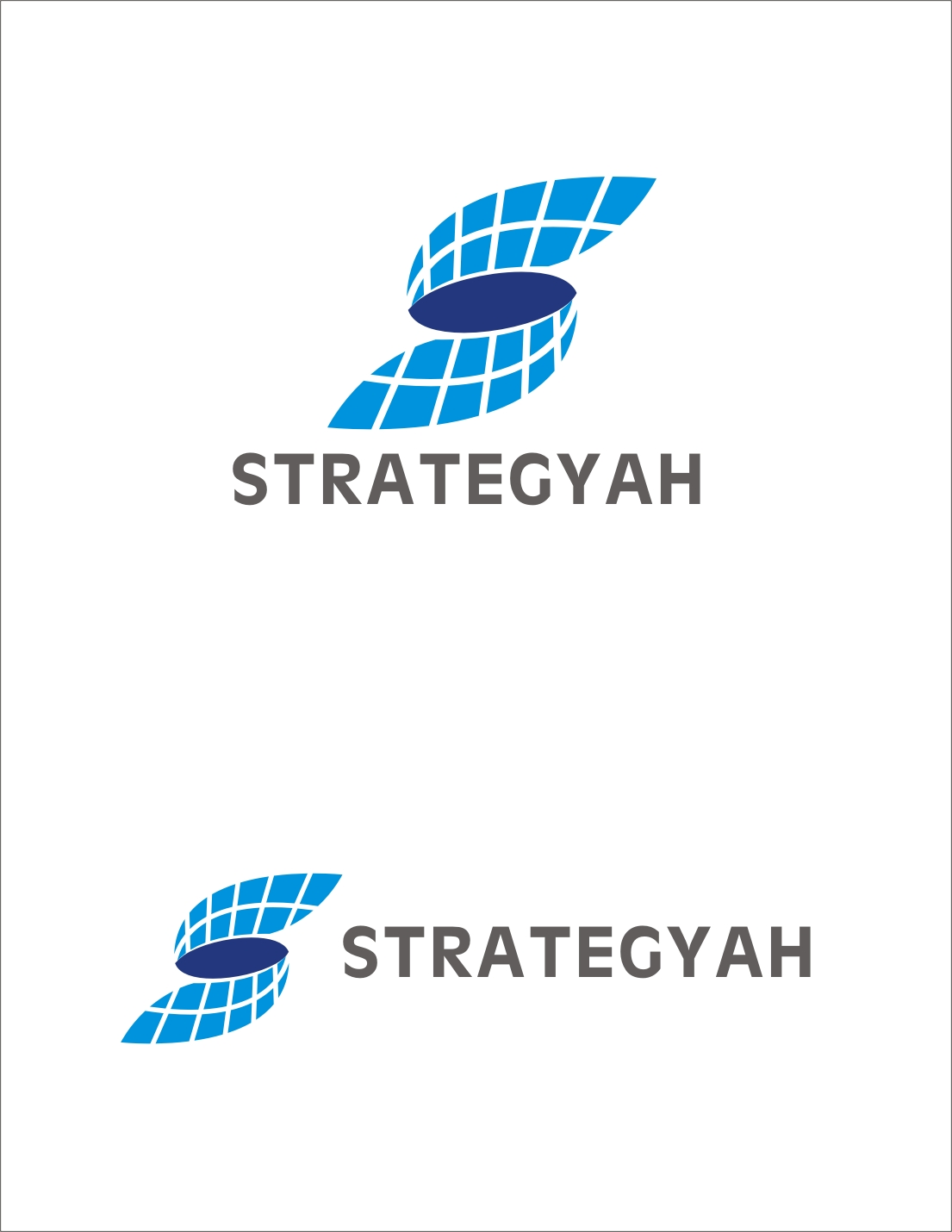 Logo Design by Private User - Entry No. 44 in the Logo Design Contest Creative Logo Design for Strategyah.