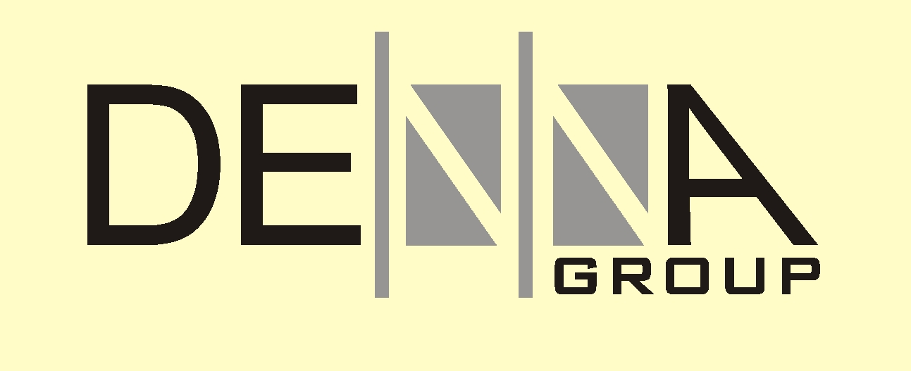 Logo Design by Arthur Aquino - Entry No. 112 in the Logo Design Contest Denna Group Logo Design.