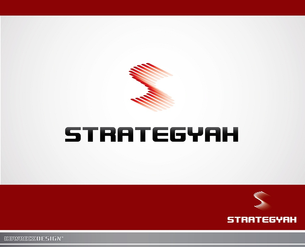 Logo Design by kowreck - Entry No. 51 in the Logo Design Contest Creative Logo Design for Strategyah.