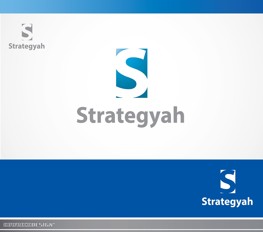 Logo Design by kowreck - Entry No. 52 in the Logo Design Contest Creative Logo Design for Strategyah.