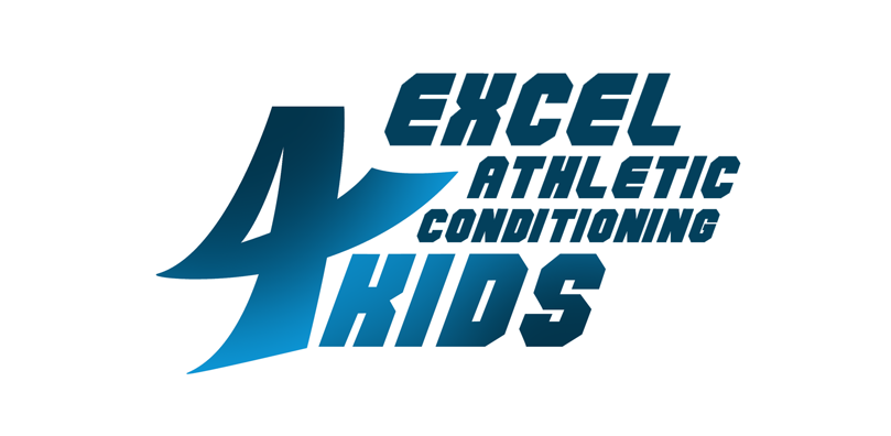 Logo Design by JaroslavProcka - Entry No. 75 in the Logo Design Contest Artistic Logo Design for Excel Athletic Conditioning 4 kids.
