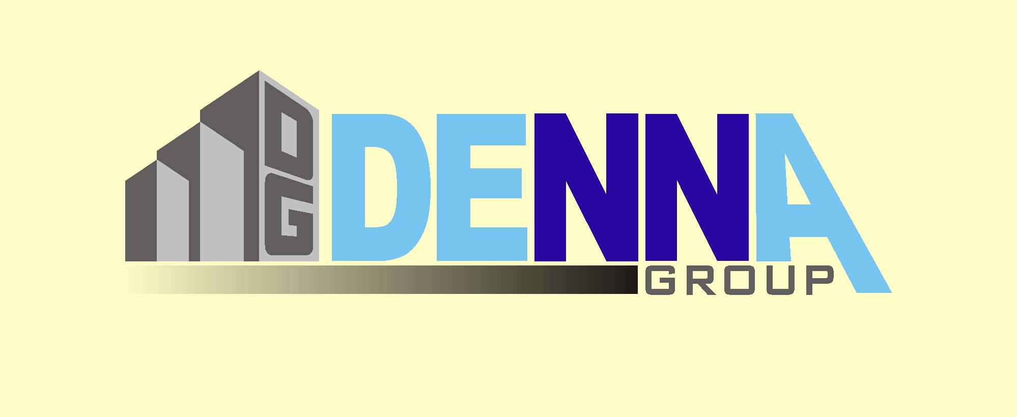 Logo Design by Arthur Aquino - Entry No. 125 in the Logo Design Contest Denna Group Logo Design.