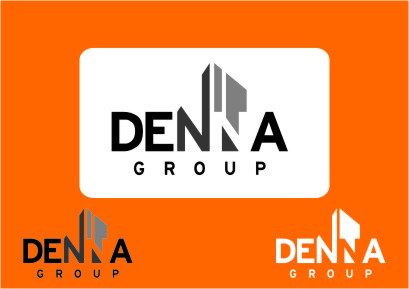 Logo Design by RoSyid Rono-Rene On Java - Entry No. 127 in the Logo Design Contest Denna Group Logo Design.