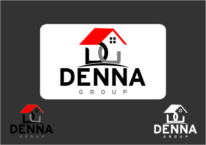Logo Design by RasYa Muhammad Athaya - Entry No. 129 in the Logo Design Contest Denna Group Logo Design.