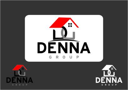 Logo Design by Ngepet_art - Entry No. 129 in the Logo Design Contest Denna Group Logo Design.