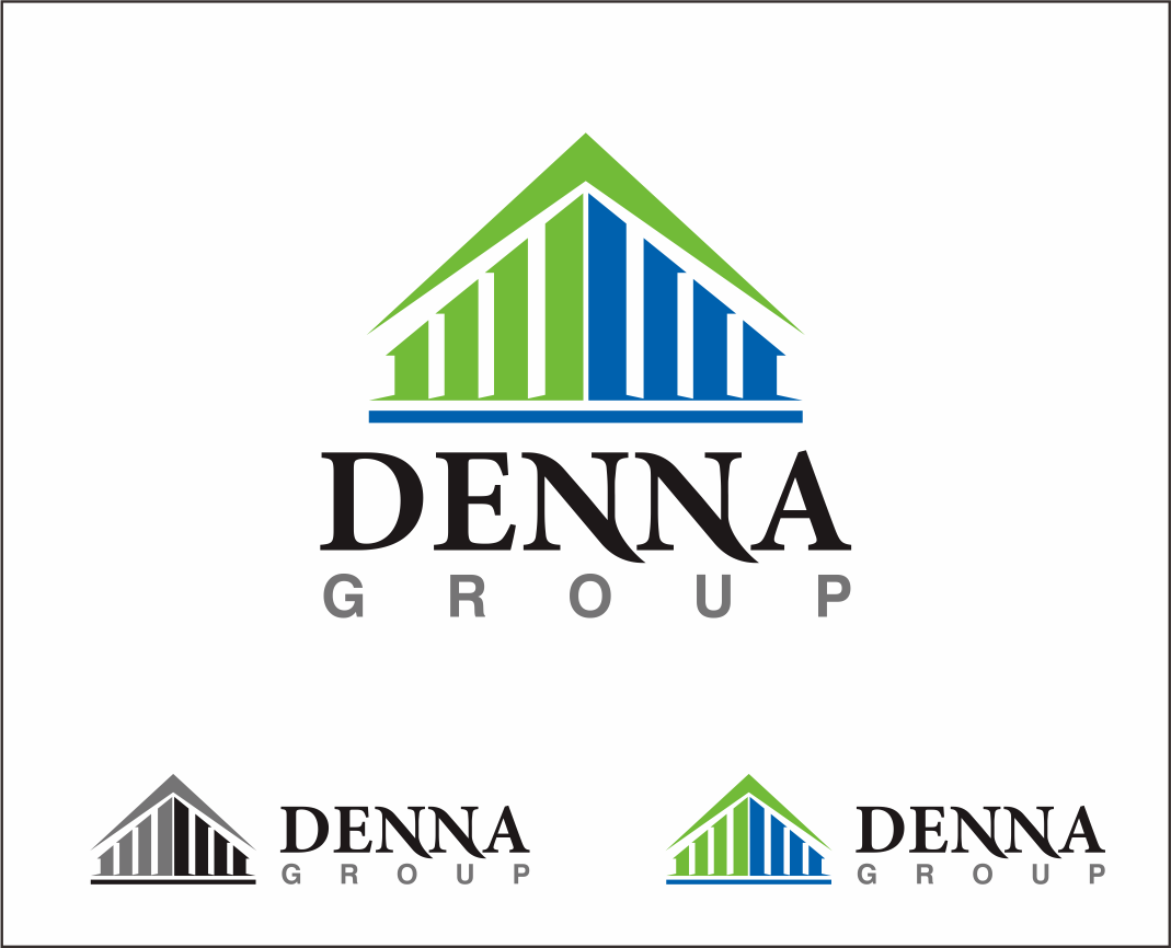 Logo Design by Armada Jamaluddin - Entry No. 132 in the Logo Design Contest Denna Group Logo Design.