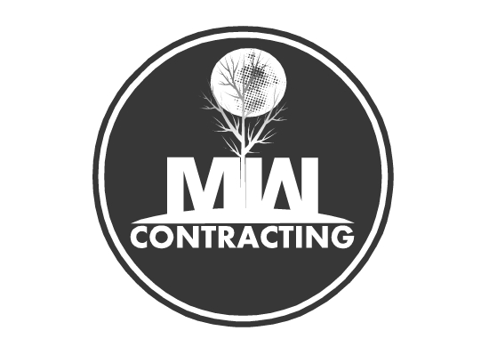 Logo Design by Ismail Adhi Wibowo - Entry No. 54 in the Logo Design Contest Unique Logo Design Wanted for MW Contracting.