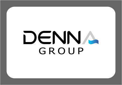 Logo Design by Ngepet_art - Entry No. 135 in the Logo Design Contest Denna Group Logo Design.