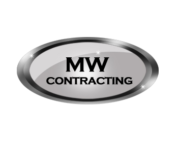 Logo Design by Crystal Desizns - Entry No. 57 in the Logo Design Contest Unique Logo Design Wanted for MW Contracting.