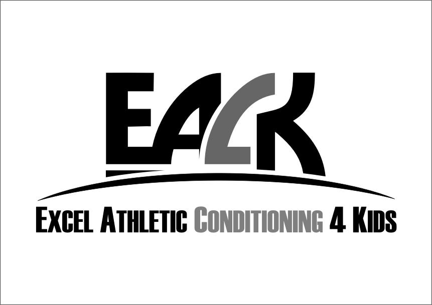 Logo Design by RasYa Muhammad Athaya - Entry No. 77 in the Logo Design Contest Artistic Logo Design for Excel Athletic Conditioning 4 kids.