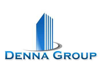 Logo Design by Crystal Desizns - Entry No. 136 in the Logo Design Contest Denna Group Logo Design.
