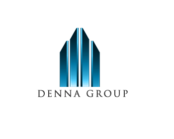 Logo Design by Crystal Desizns - Entry No. 137 in the Logo Design Contest Denna Group Logo Design.