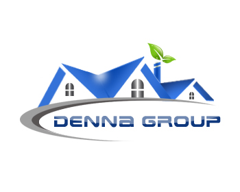 Logo Design by Crystal Desizns - Entry No. 138 in the Logo Design Contest Denna Group Logo Design.