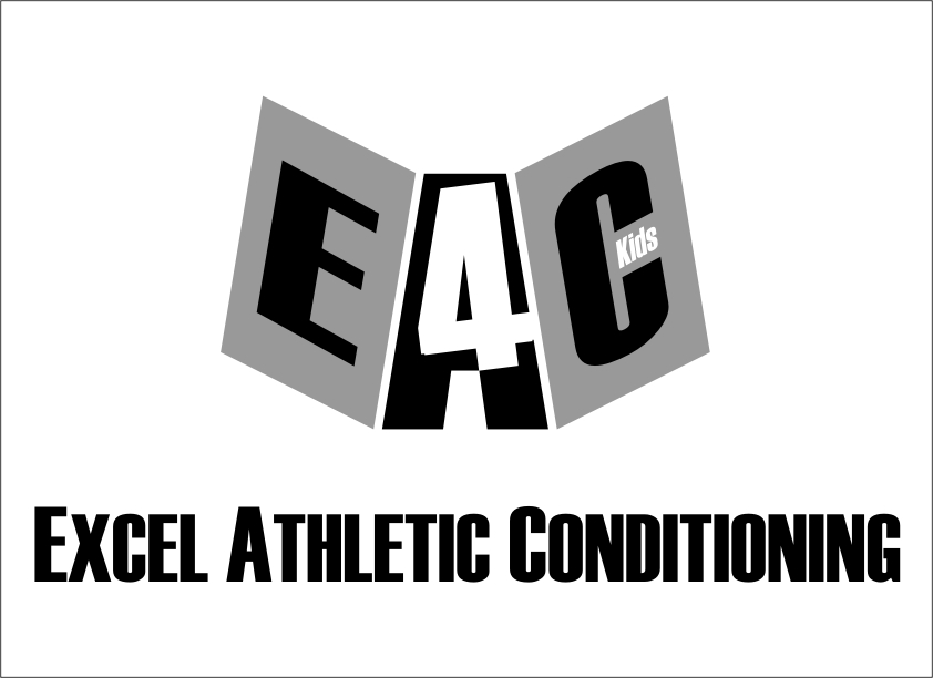 Logo Design by Ngepet_art - Entry No. 80 in the Logo Design Contest Artistic Logo Design for Excel Athletic Conditioning 4 kids.