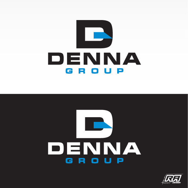 Logo Design by RA-Design - Entry No. 140 in the Logo Design Contest Denna Group Logo Design.