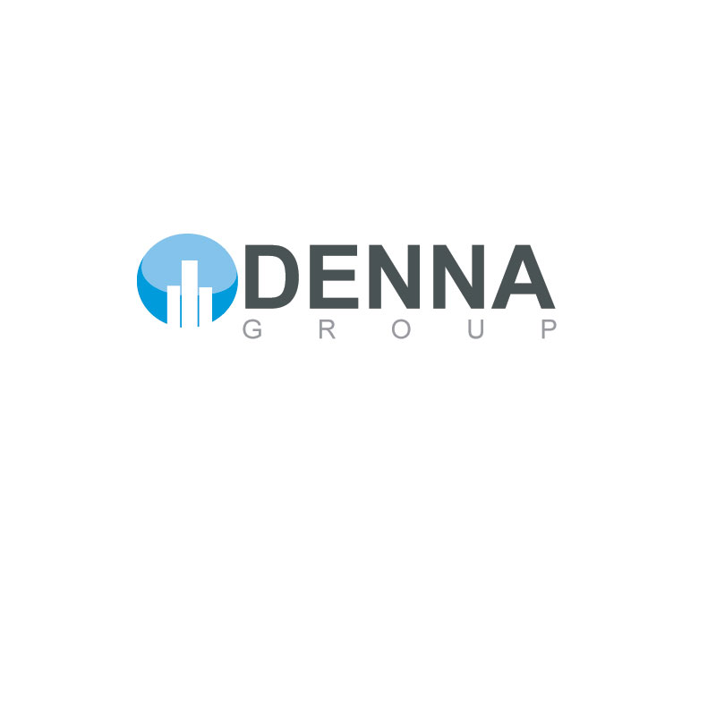 Logo Design by Private User - Entry No. 141 in the Logo Design Contest Denna Group Logo Design.