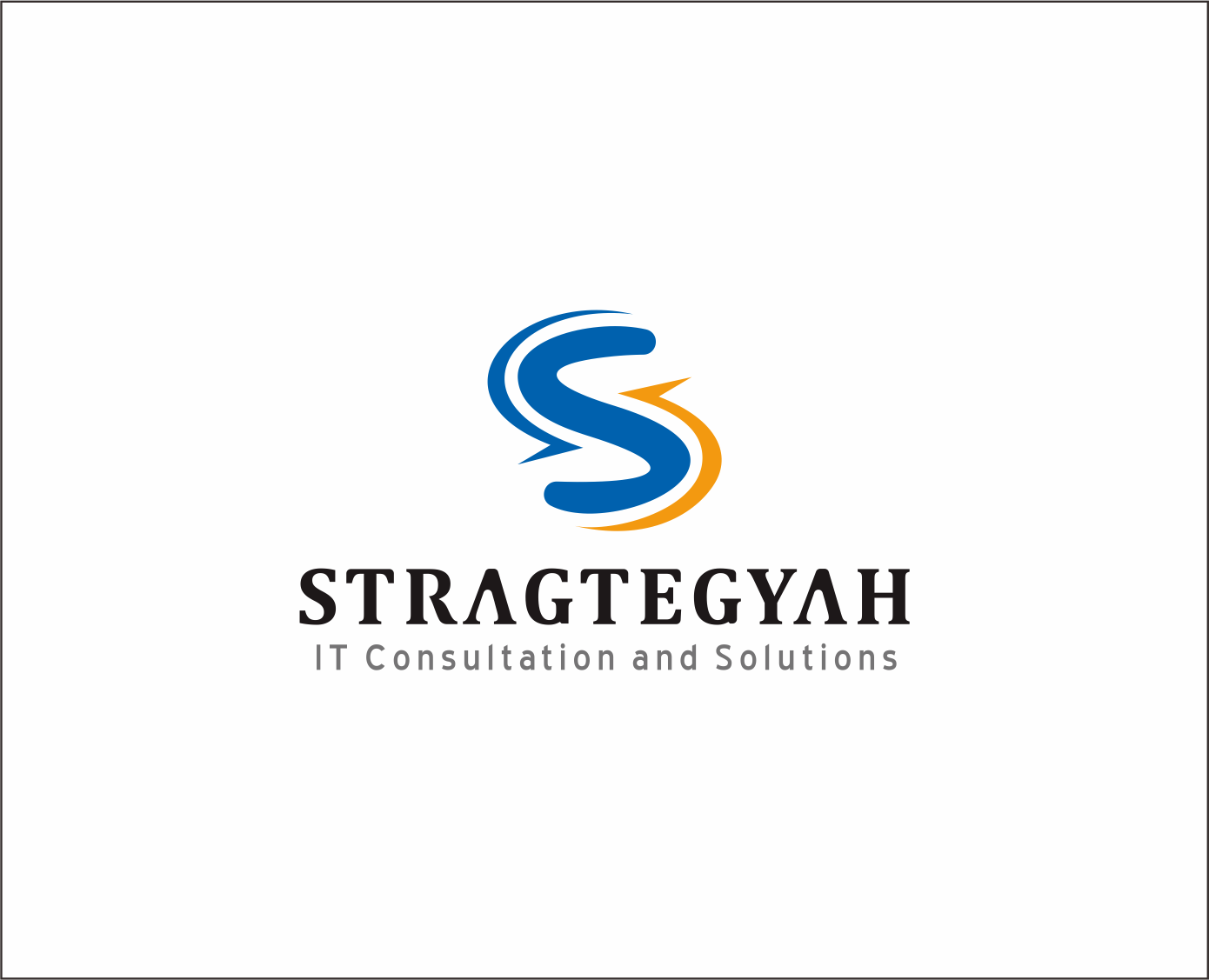 Logo Design by Armada Jamaluddin - Entry No. 70 in the Logo Design Contest Creative Logo Design for Strategyah.