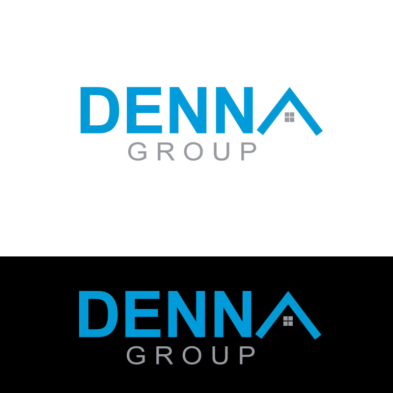 Logo Design by Private User - Entry No. 143 in the Logo Design Contest Denna Group Logo Design.