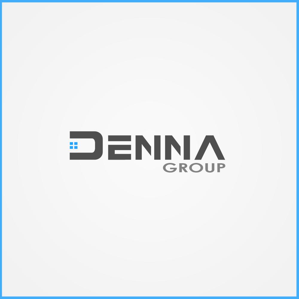 Logo Design by omARTist - Entry No. 144 in the Logo Design Contest Denna Group Logo Design.