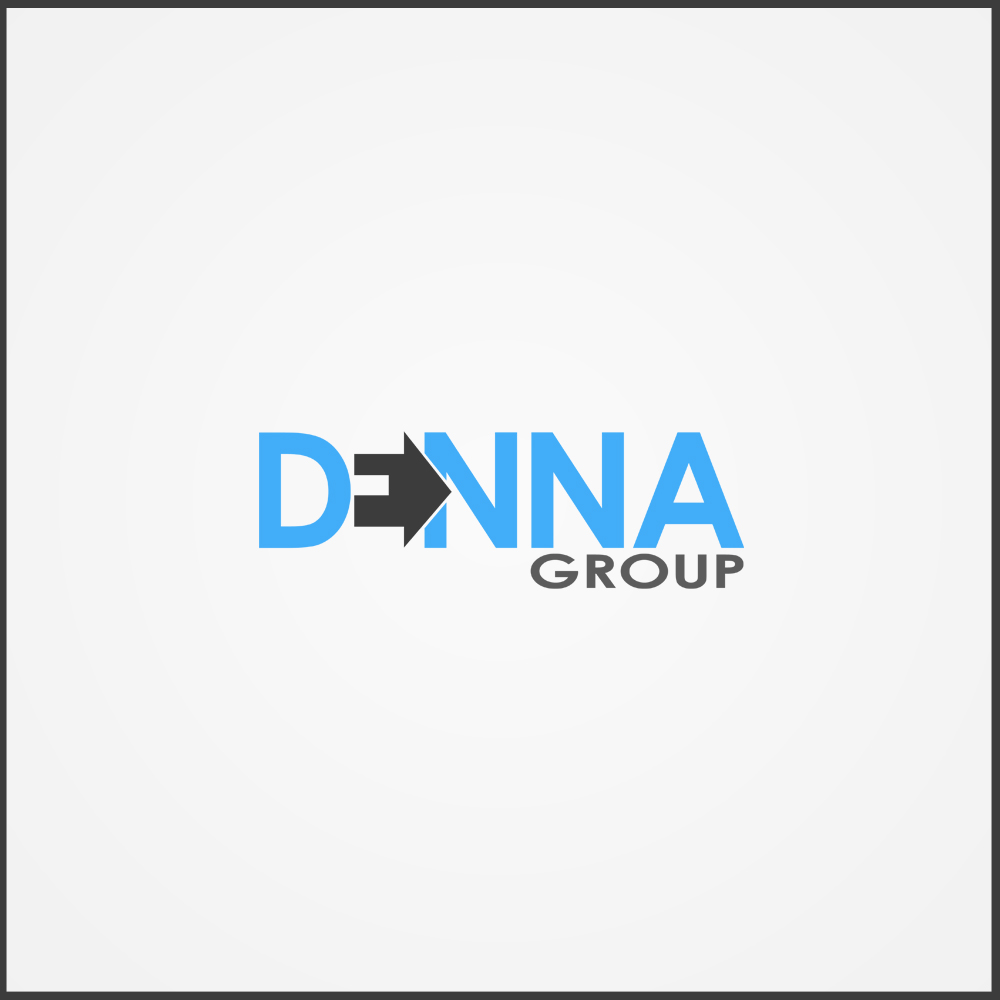 Logo Design by omARTist - Entry No. 145 in the Logo Design Contest Denna Group Logo Design.