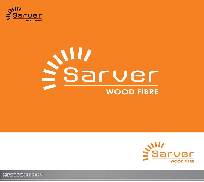 Logo Design by kowreck - Entry No. 14 in the Logo Design Contest Creative Logo Design for Sarver Wood Fibre..