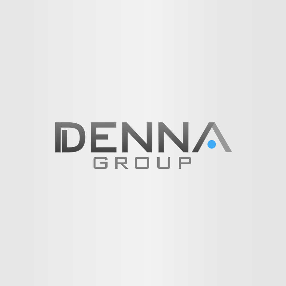 Logo Design by rockin - Entry No. 147 in the Logo Design Contest Denna Group Logo Design.